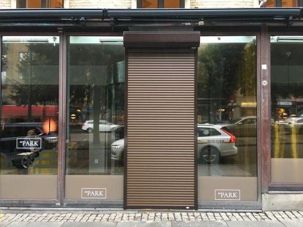 Skyddsjalusi Mini Safe Aluminium galleri